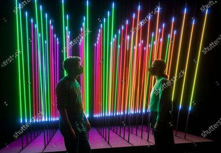 The exhibition, Electronic: From Kraftwerk to The Chemical Brothers, opens at the Design Museum, Kensington.
