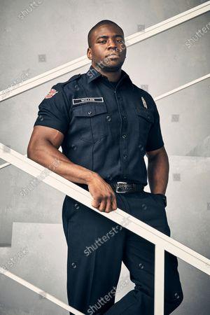 Okieriete Onaodowan as Dean Miller