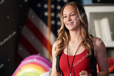 Danielle Savre as Maya Bishop