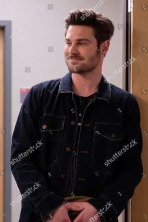 Stock Picture of Grey Damon as Jack Gibson