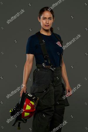 Jaina Lee Ortiz as Andy Herrera