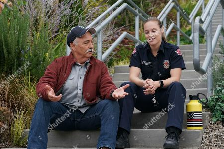 Editorial photo of 'Station 19' TV Show, Season 3 - 2020