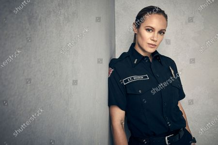 Editorial image of 'Station 19' TV Show, Season 3 - 2020