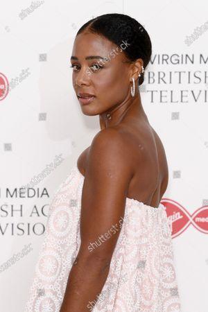 Stock Image of Nina Toussaint White