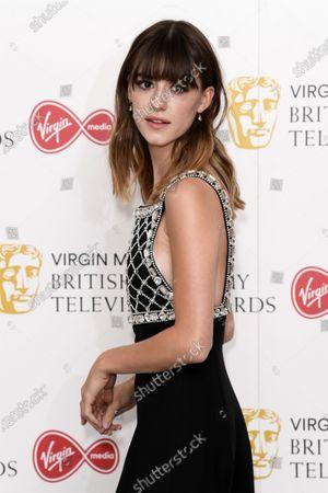 Editorial picture of Virgin Media British Academy Television Awards, Arrivals, London, UK - 31 Jul 2020