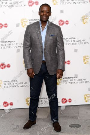 Stock Picture of Adrian Lester