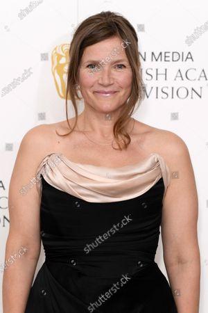 Editorial photo of Virgin Media British Academy Television Awards, Arrivals, London, UK - 31 Jul 2020