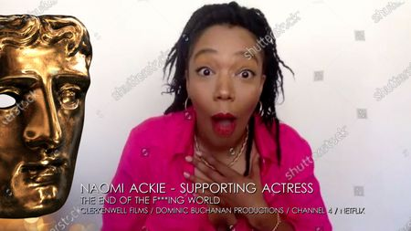 Naomi Ackie - Supporting Actress Ð 'The End of the F***ing World'