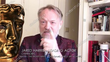 Stock Picture of Jared Harris Ð Leading Actor Ð 'Chernobyl'