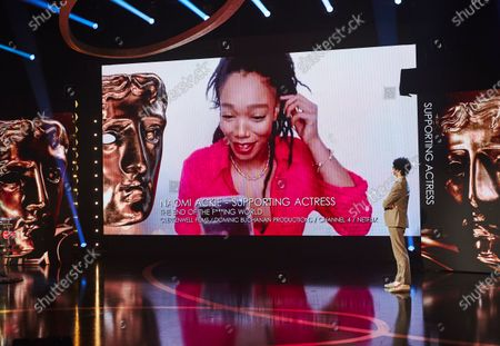 Editorial picture of Virgin Media British Academy Television Awards, Ceremony, London, UK - 31 Jul 2020