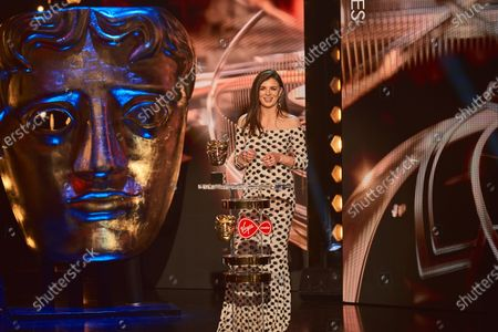 Aisling Bea presents the Features award