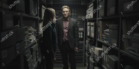 Editorial photo of 'Dark' TV Show, Season 3 - 2020