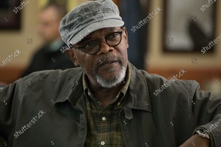 Stock Picture of Samuel L. Jackson as Billy Takoda