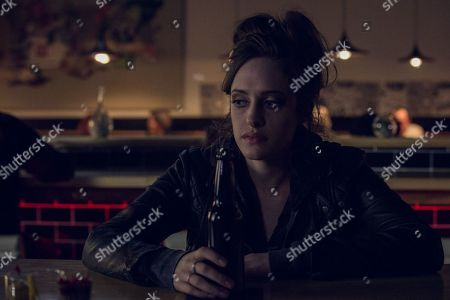 Stock Photo of Carly Chaikin as Kat Zaro
