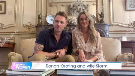 Ronan Keating, Storm Keating