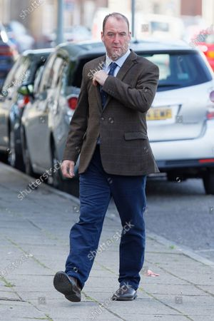 Editorial picture of Brian Manship jailed for the murder of RAF servicewoman Sarah Hassall, Swansea Crown Court, Wales, UK - 30 Jul 2020