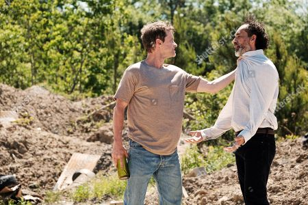 Editorial picture of 'The Quarry' Film - 2020