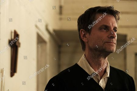 Stock Picture of Shea Whigham as The Man