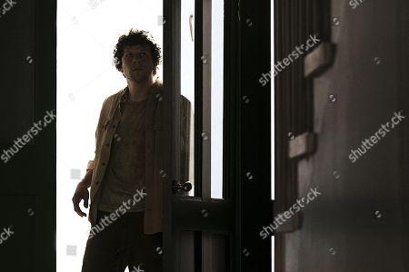 Stock Image of Jesse Eisenberg as Tom