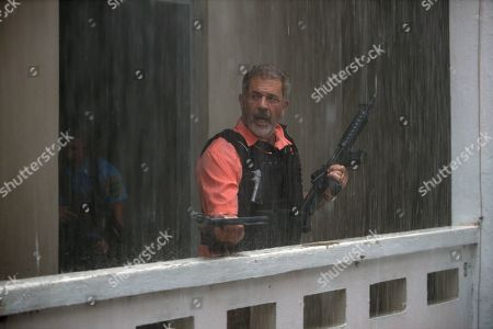 Stock Picture of Mel Gibson as Ray
