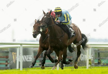 Editorial photo of 2020 Galway Racing Festival Day 4, Ballybrit, Galway - 30 Jul 2020