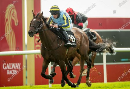 Editorial image of 2020 Galway Racing Festival Day 4, Ballybrit, Galway - 30 Jul 2020