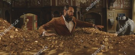 Stock Image of Russell Brand as Tristan Trent