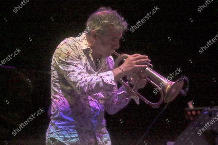 Editorial picture of Una Striscia Fonda di Terra jazz festival, Rome, Italy - 30 Jul 2020