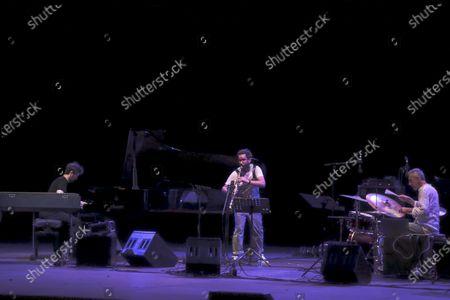 Editorial photo of Una Striscia Fonda di Terra jazz festival, Rome, Italy - 30 Jul 2020