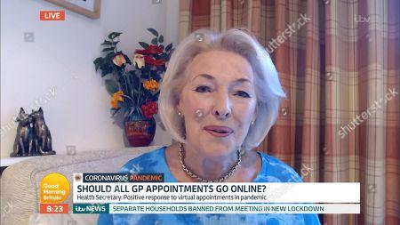 Editorial image of 'Good Morning Britain' TV Show, London, UK - 31 Jul 2020