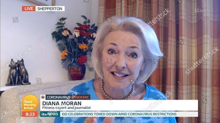 Stock Picture of Diana Moran
