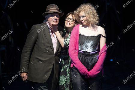 Editorial photo of Zdenek Adamec dress rehearsal at the Salzburg Festival, Austria - 30 Jul 2020