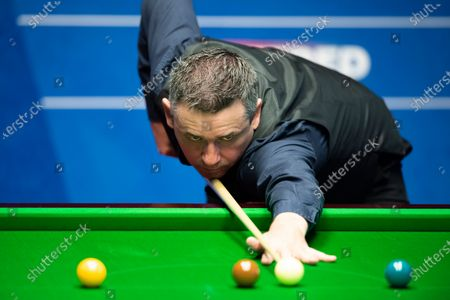 Editorial picture of Exclusive - Betfred World Snooker Championship, Day One, Crucible Theatre, Sheffield, UK - 31 Jul 2020
