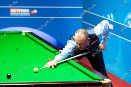 Exclusive - Betfred World Snooker Championship, Day One