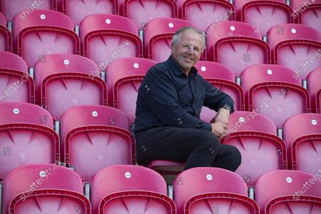 Stock Picture of Scarlets Non-Executive Director and Global Ambassador Sean Fitzpatrick.