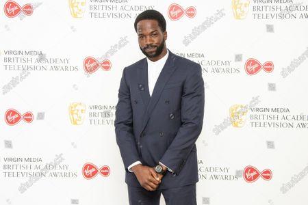 Editorial picture of BAFTA TV Awards Photo Call, London, United Kingdom - 31 Jul 2020