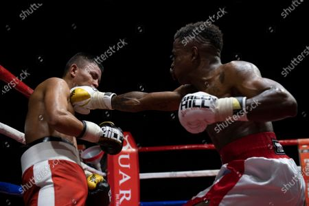 The featherweight Christopher Mondongo beats Rafael Castillo.