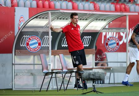 Miroslav Klose Co-Trainer FC Bayern Muenchen