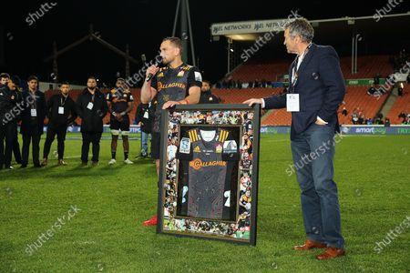 Editorial picture of Investec Super Rugby Aotearoa, FMG Stadium Waikato, Hamilton, New Zealand - 01 Aug 2020