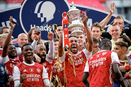 Arsenal v Chelsea, FA Cup Final football match, London