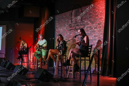 Editorial image of Carly Pearce in concert, The Listening Room Cafe, Nashville, Tennessee, USA - 01 Aug 2020