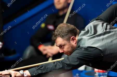 Exclusive - Betfred World Snooker Championship, Day Three