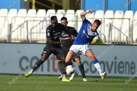 Ronaldo Vieira Nan (Sampdoria)Daniele Dessena (Brescia)Gonzalo Maroni (Sampdoria)