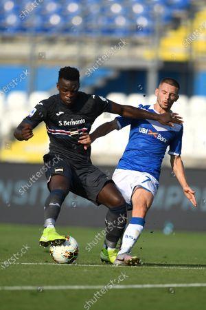 Ronaldo Vieira Nan (Sampdoria)Nikolas Spalek (Brescia)