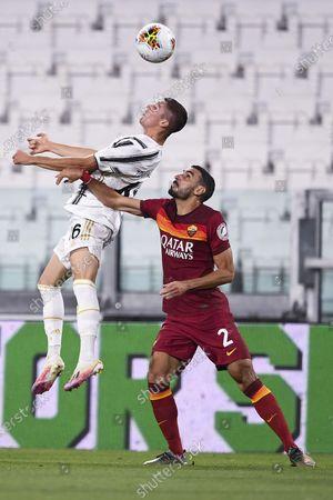 Luca Zanimacchia (Juventus) Davide Zappacosta (Roma)