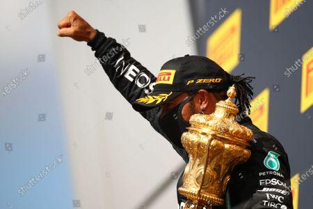 F1 British Grand Prix, Race