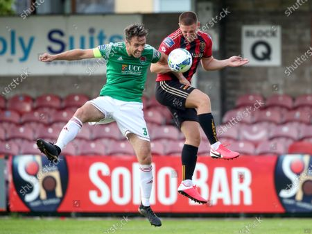 Editorial image of SSE Airtricity League Premier Division, Cork City Football Club, Turners Cross, Co. Cork - 02 Aug 2020