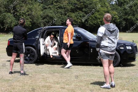 Exclusive - Exclusive Peter Wicks, James Diags, Tommy Mallet, Liam Gatsby