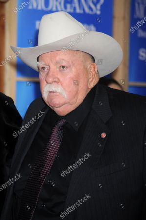 Stock Picture of Wilford Brimley