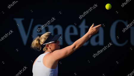 Editorial photo of Palermo Ladies Open Qualifications, Day 2, Italy - 02 Aug 2020